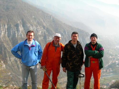 2005 - Pulizia Sentieri 2