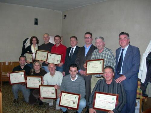 2008 Premiazioni