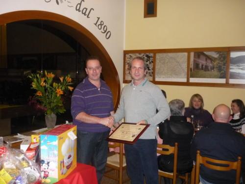2010 - premiazione donatori